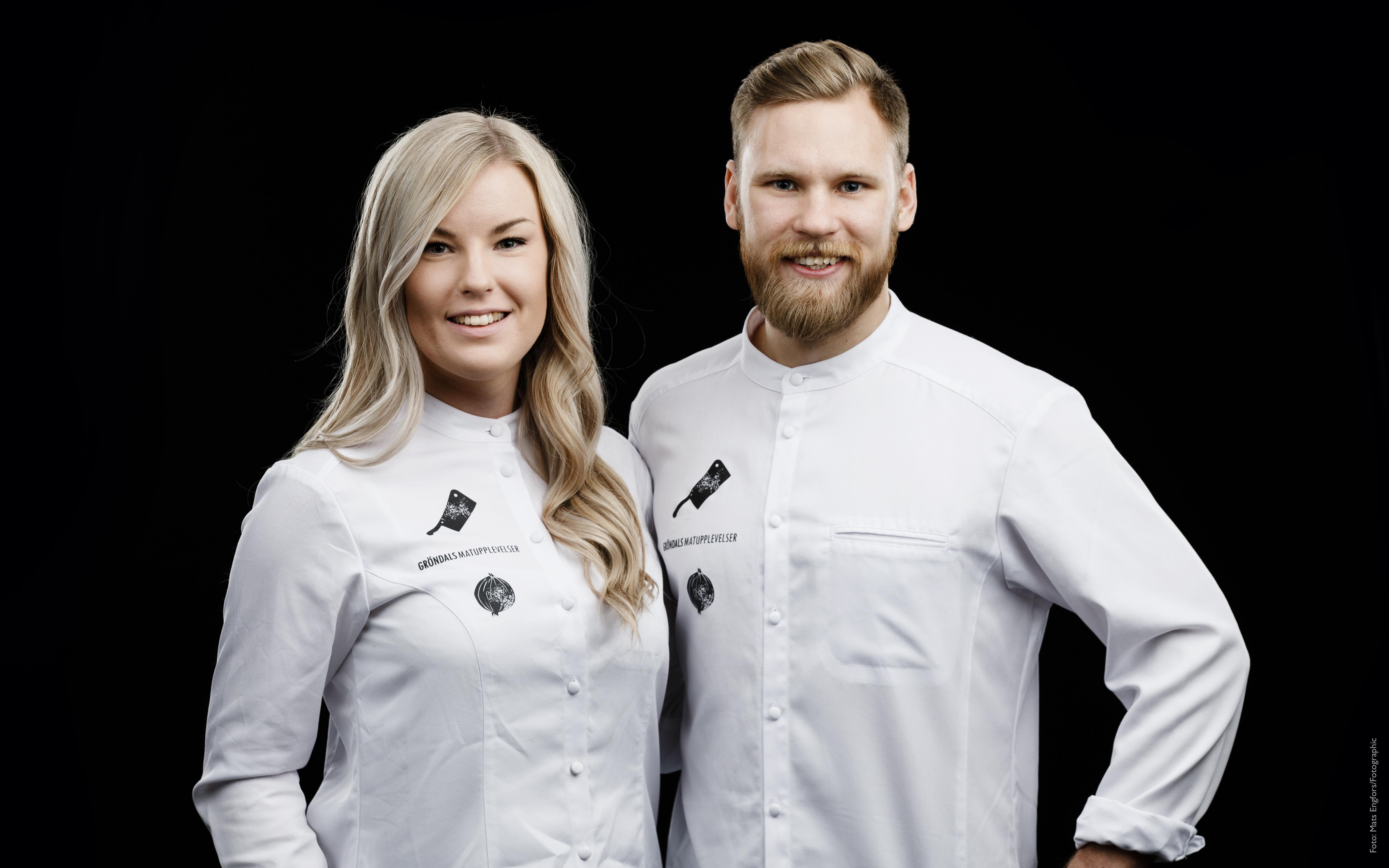 Emma och Sebastian Gröndal, nominerad till Årets Bodensare 2018