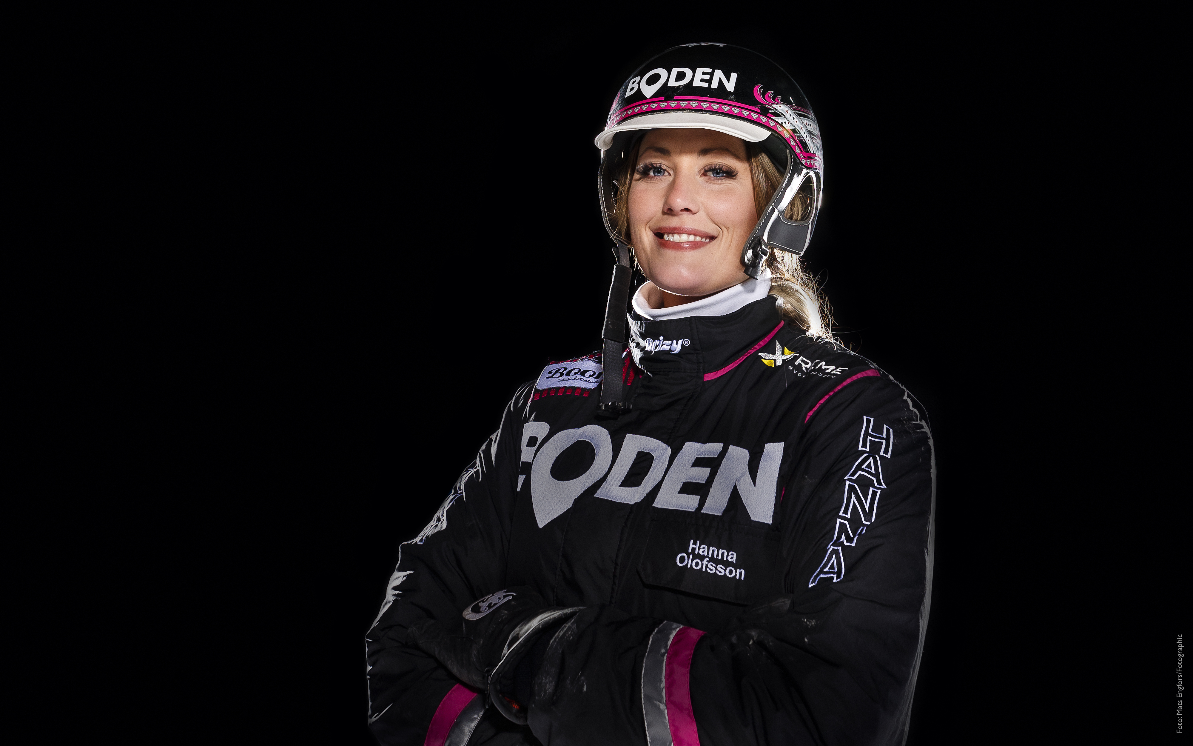 Hanna Olofsson, nominerad till Årets Bodensare 2018
