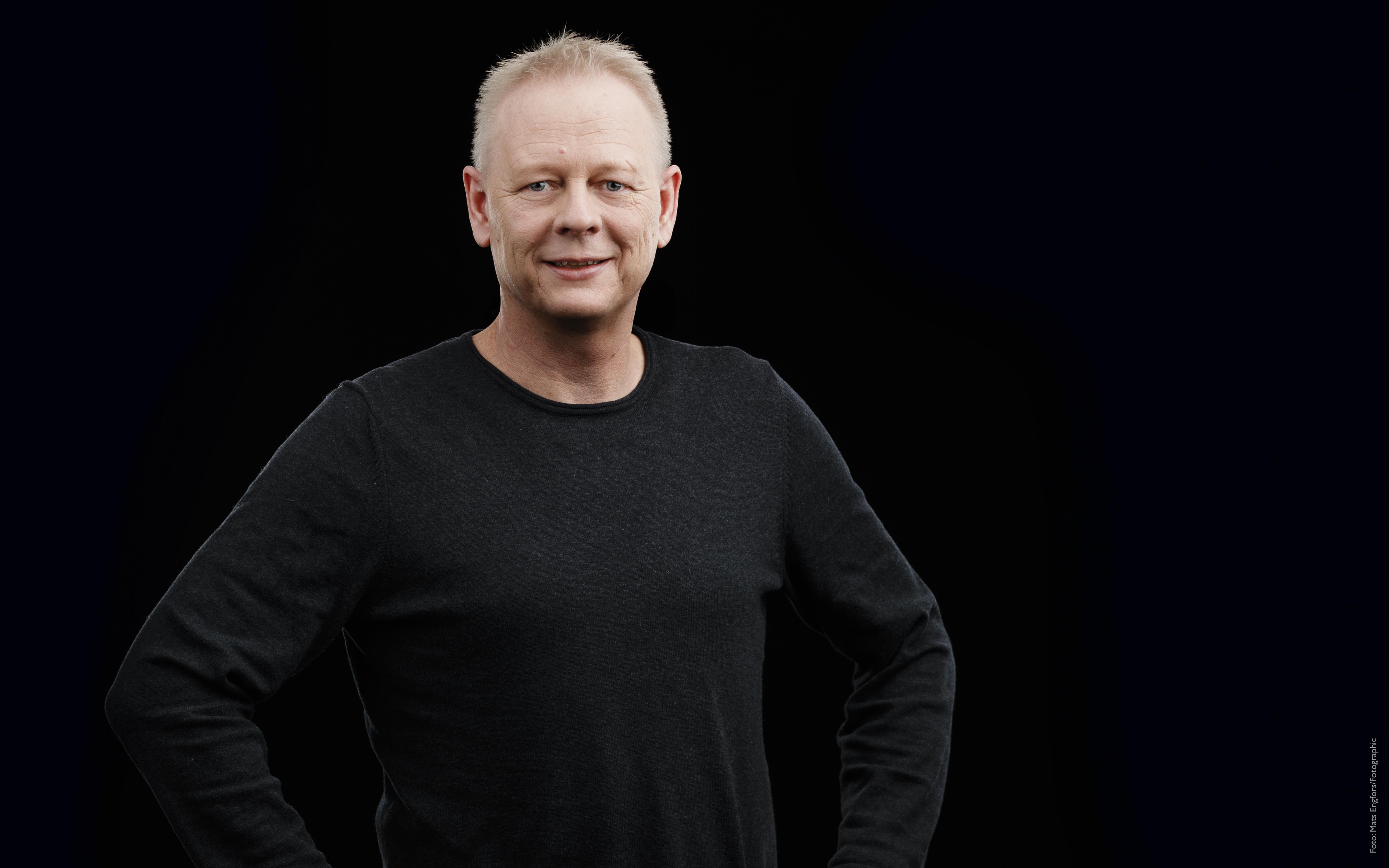 Peter Engström, nominerad till Årets Bodensare 2018