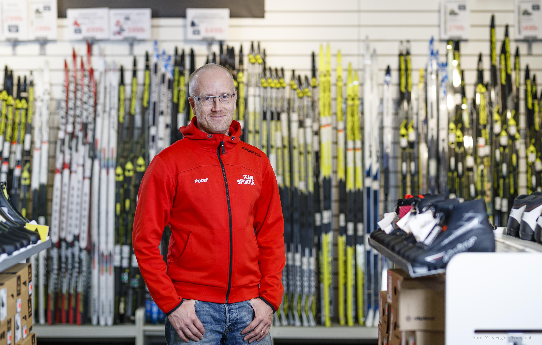Peter Uneby, Team Sportia Boden