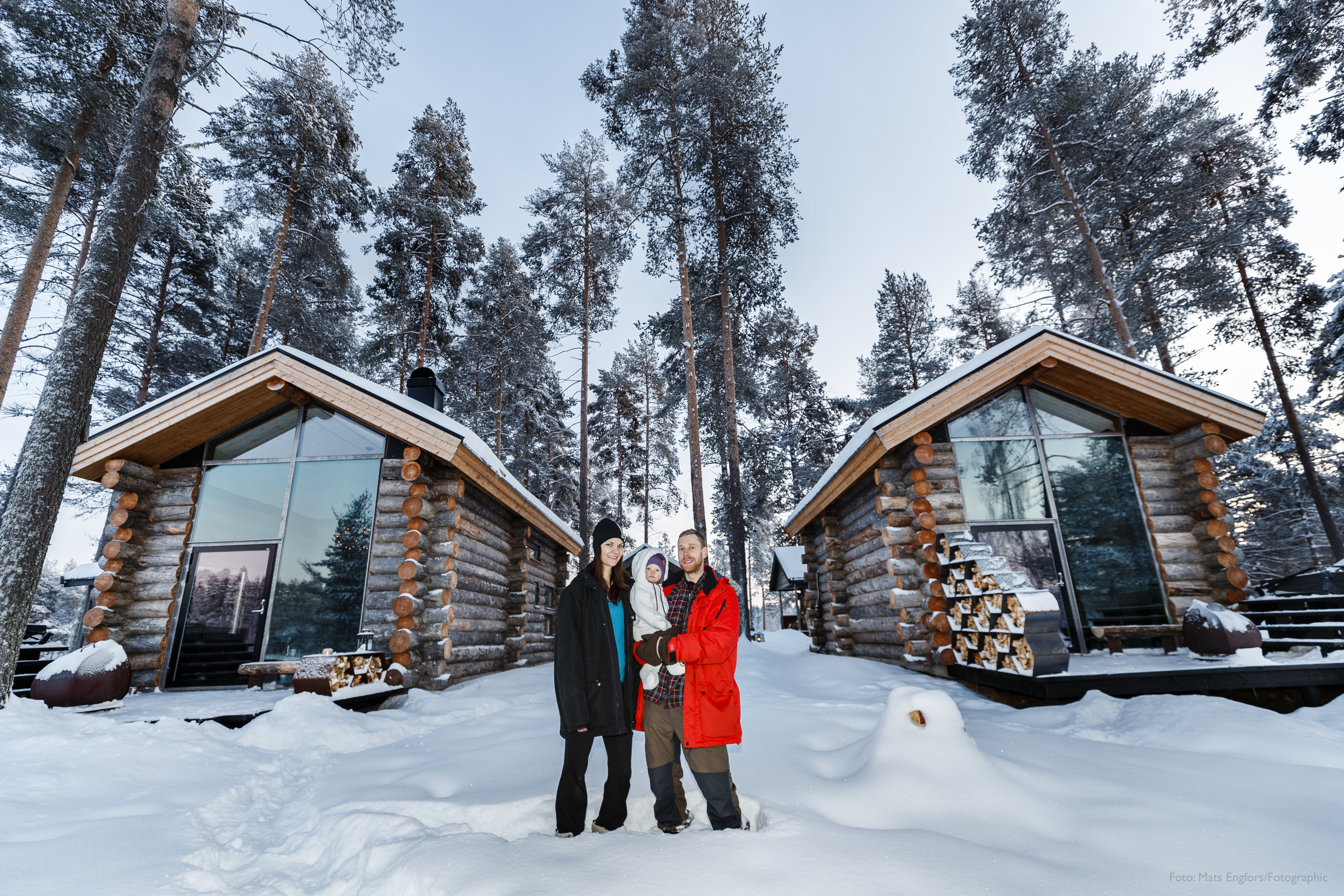 Arctic Retreat, Liza Löfgren & Niklas Wede