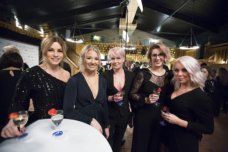 Näringslivsgalan Boden 2018